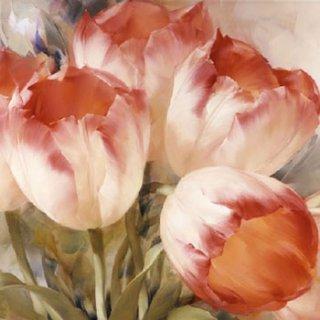 ペーパーナプキン(33)AMB:(5枚)Tulips Dream-AM489