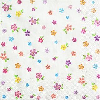 ペーパーナプキン(33)Daisy:(5枚)小花-DA42