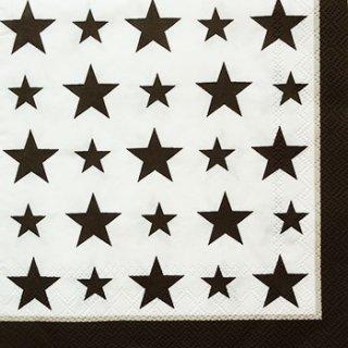 ペーパーナプキン(33)IHR:(5枚)TOP STARS-IH162