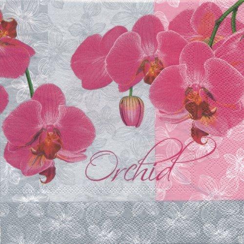 ペーパーナプキン(33)Maki:(5枚)Orchid-MA47