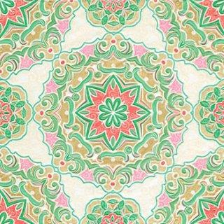 ペーパーナプキン(33)paper:(5枚)Moments Kaleidoscope(エンボス)-PA236