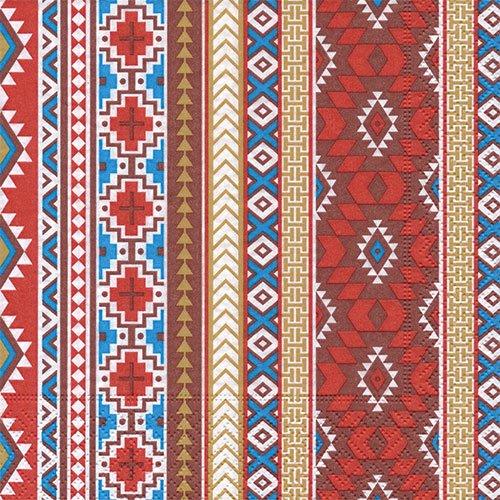 ペーパーナプキン(33)paper:(5枚)Mexican style-PA238