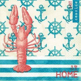 ペーパーナプキン(33)paper:(5枚)At the seaside-PA245
