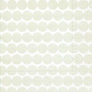 ペーパーナプキン(33)paper:(5枚)Dot pattern grey-PA249
