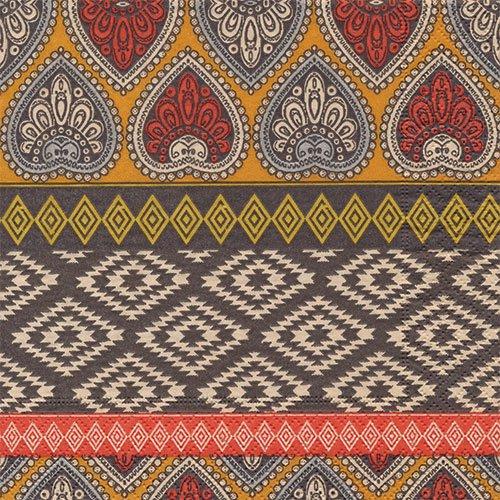 ペーパーナプキン(33)paper:(5枚)Native American-PA257