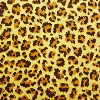 ペーパーナプキン(33)ppd:(5枚)Leopard-PP102