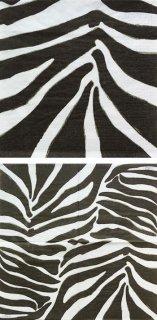 ペーパーナプキン(33)ppd:(5枚)Zebra-PP104