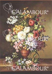 calambour:デコパージュ用ペーパー(ライスペーパー)EXC FIAM19
