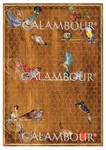 calambour:デコパージュ用ペーパー(デコパージュペーパーEASY)TLE-01