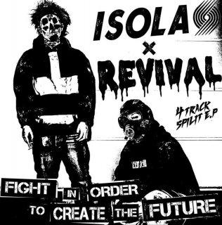 ISOLA×REVIVAL/Split E.P
