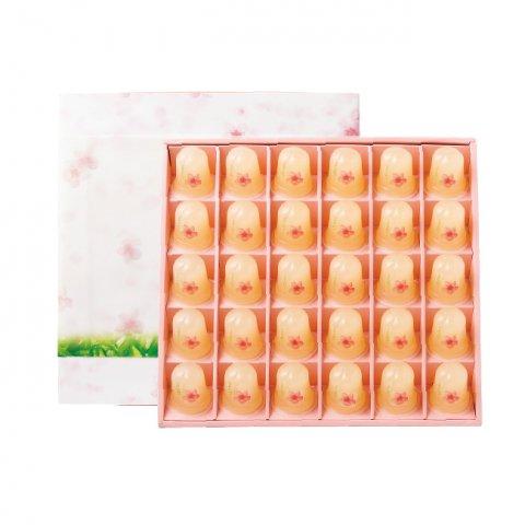プチ完熟白桃ぜりー 30個入