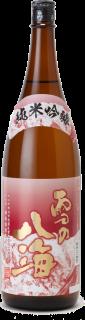 雪の八海 純米吟醸1.8L