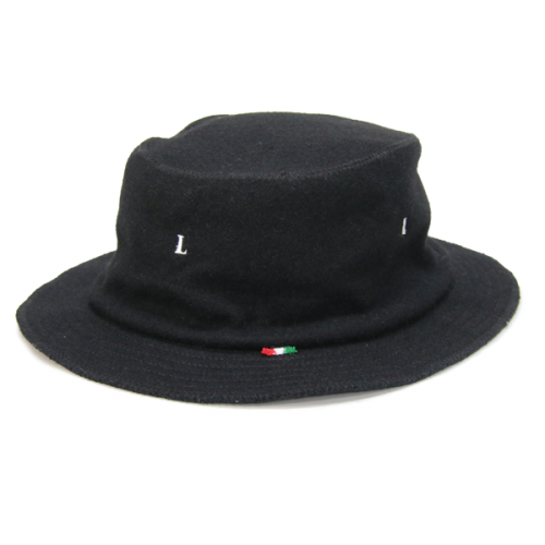 L&R MELTON WOOL HAT