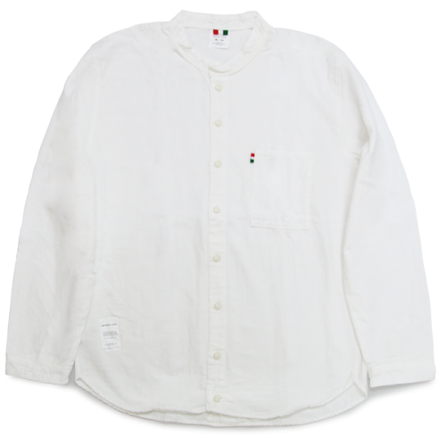 L&R COTTON ROUND NECK SHIRT