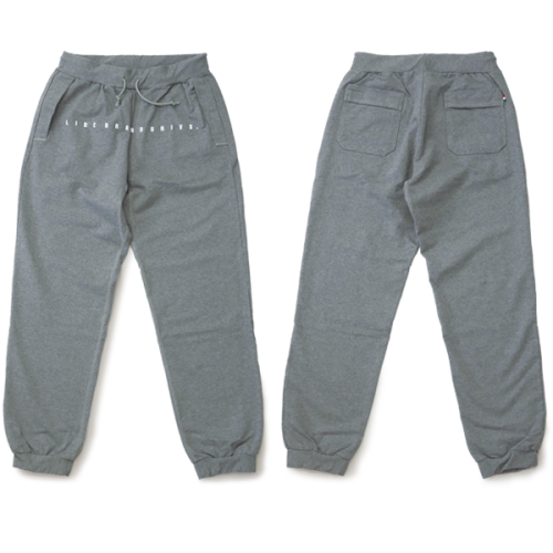 L&R SWEAT BULLET PANTS