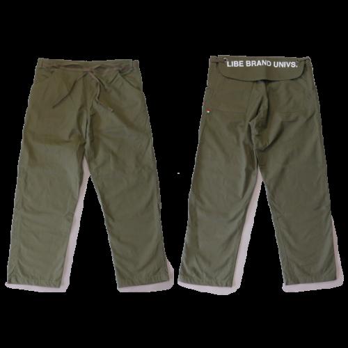 L&R WAIST BELT PANTS