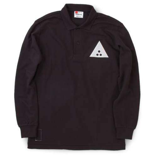 QP LONG SLEEVE POLO
