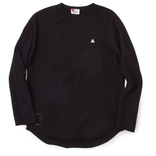 QP CUT OFF CREW NECK