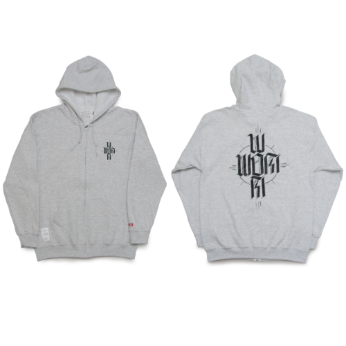 WOM CROSS FULL ZIP