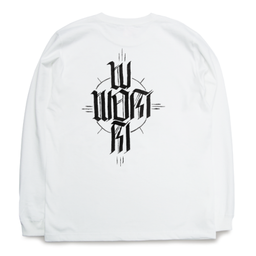 WOM CROSS LONG TEE