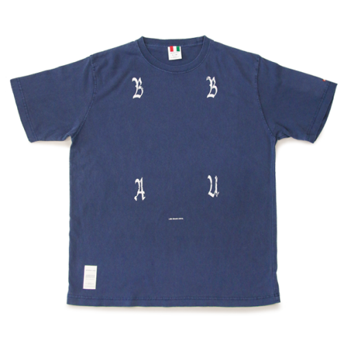 BABU WASHED TYPO TEE