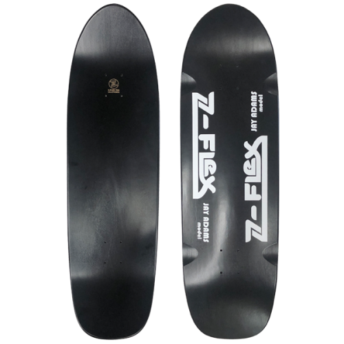 Z-FLEX 33inch DECK BLACK
