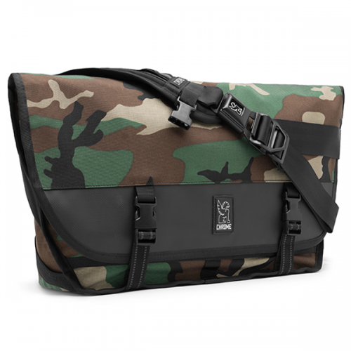 CHROME / CITIZEN MESSENGER BAG CAMO