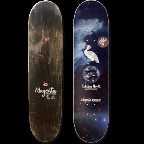 MAGENTA Skateboards /