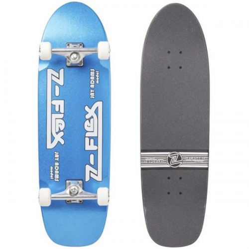 Z-FLEX 33inch COMPLETE BLUE