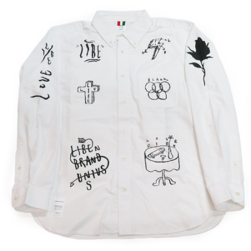 TATTOO-3 CHAMBRAY SHIRTS