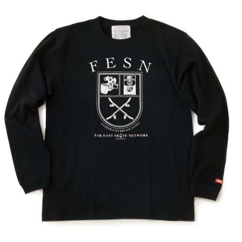 FESN EMBLEM LONG SLEEVE