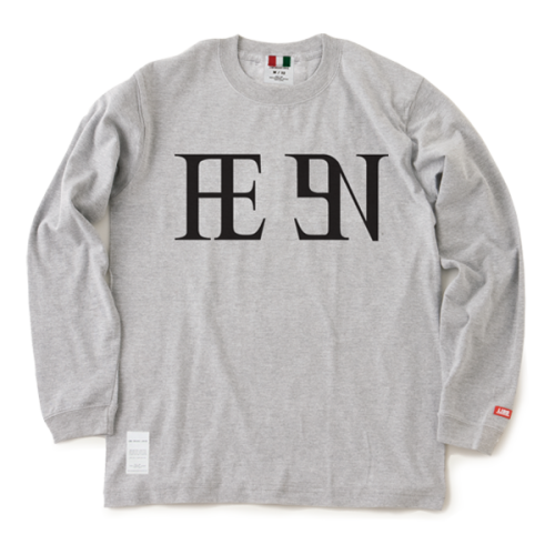 FESN ARM LOGO LONG SLEEVE