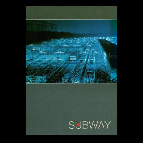 REVIVAL DVD /  2nd 「SUBWAY」