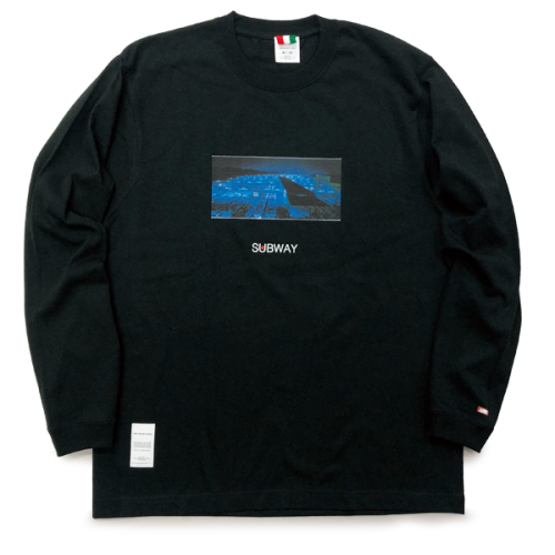 SUBWAY Long Sleeve T-shirts