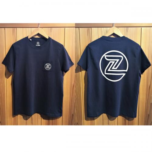 Z-FLEX JAPAN 限定 Z-FLEX USA MADE POCKET T-Shirt / NAVY