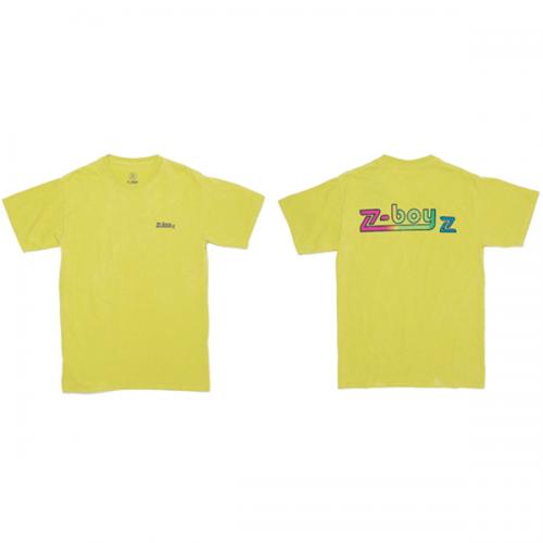 Z-FLEX JAPAN 限定 80's ZBOYZ T-Shirt / YELLOW