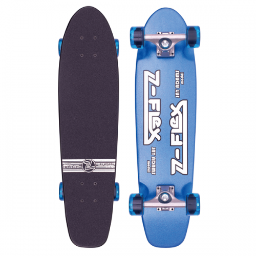 Z-FLEX CRUISER JAY ADAMS SHADOW  METAL BLUE