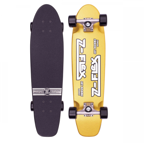 Z-FLEX CRUISER JAY ADAMS SHADOW  METAL GOLD