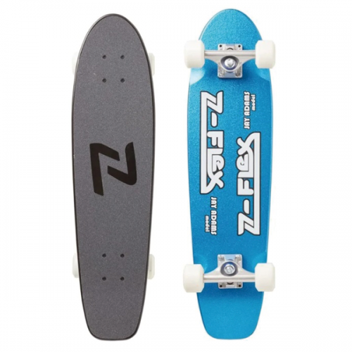 Z-FLEX JAY ADAMS 29inch COMPLETE METAL BLUE
