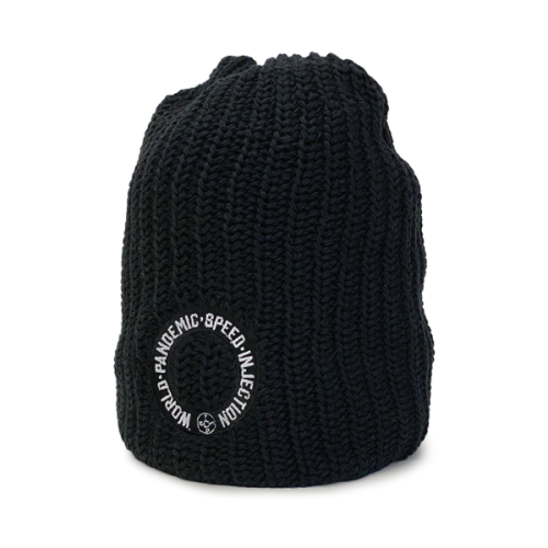 W.P.S.I. CIRCLE SUMMER KNIT CAP