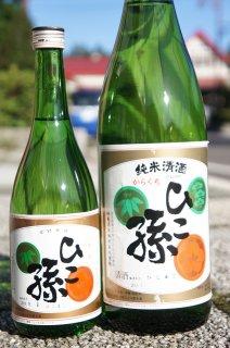 《辛口》純米酒3年熟成・神亀 ひこ孫(ひこまご)埼玉県 神亀酒造株式会