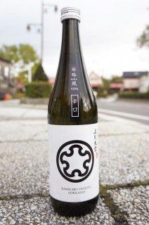 《辛口》特別純米酒・上川大雪(かみかわたいせつ)吟風・北海道 上川大雪酒造