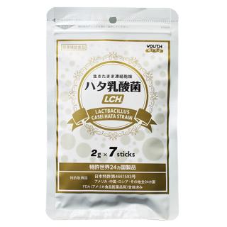 ハタ乳酸菌LCH 1週間分(7包)