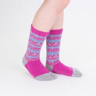 トゥーティ柄足袋靴下