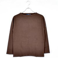 < SAINT JAMES / セントジェームス > OUESSANT SOLID CHOCO