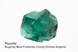 フローライト 結晶石 イングランド・ロジャリー鉱山|発光フローライト|Rogerley Mine Frosterley County Durham England|Fluorite|蛍石|