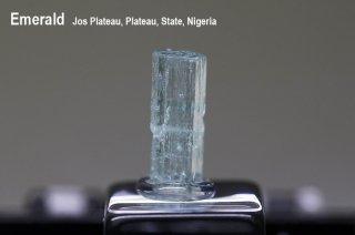 エメラルド 結晶石 ナイジェリア産|Jos Plateau, Plateau, State, Nigeria|Emerald|緑柱石|