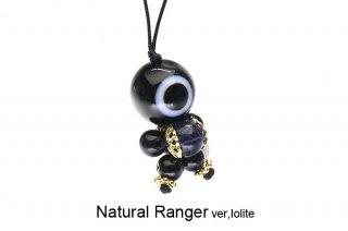 ナチュラルレンジャーver,アメジスト ストラップ|Natural Ranger|Amethyst|現品|