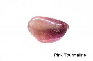 【お守り石】ピンクトルマリン お守り石 ブラジル産|Pink Tourmaline|