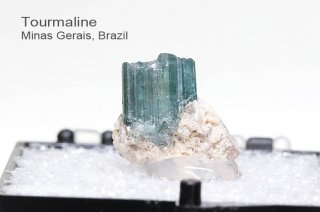 トルマリン 結晶 ブラジル産|リシア電気石|Minas Gerais, Brazil|Tourmaline|